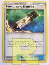 Potenziatore Elettrico ® Tuoni Perduti 172/214 ® Non Comune ® Pokemon ® Italiano