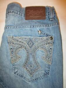 Marc Ecko Boot Fit  Men's Blue Denim Jeans Size 34 x 32