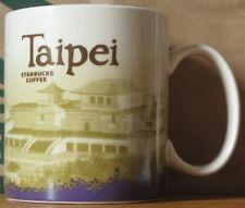 Starbucks Global Icon City Mug Taipei Taipeh, 16 oz neu, SKU-Stick, Rarität, HTF