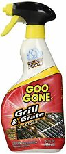Super-strength Gel Goo Gone Grill and Grate Cleaner 24oz Reduces Smoke/Flare-ups