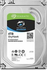 "Seagate SkyHawk 4TB 3.5"" SATA Internal Surveillance Hard Drive HDD 5900RPM 64MB"