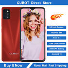 """Cubot Note 7 5.5"""" 2gb 16gb Smartphone 4g 2-sim Mobile Phone Android10 Face Id Uk"""