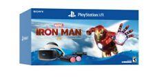 Sony PlayStation VR Marvels Iron Man VR Bundle. Read down below for details.