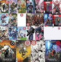 House of X Powers of X Ratio Variants Premiere 1:25 1:50 1:100 SHIP 3.99 per ord