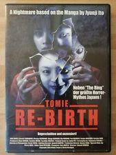 DVD Tomie: Re-Birth - Miki Sakai, Satoshi Tsumabuki - Aus Sammlung