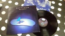 "Mike Oldfield ""Platinum"" LP Virgin – VIL 12141 ITALY 1979 INNER"