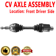 1x Front Driver Side CV Axle Assembly For DODGE RAM 1500 2006 - 2010
