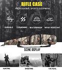 LCK 44/48/52 Inch Rifle Case Extreme Shotgun Case for Scoped Rifles,Waterpoor