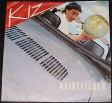 """Kiz, Reisefieber, VG+/VG++ 7"""" Single 0845-6"""