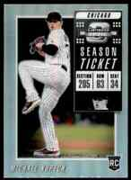 2019 Panini Contenders  Optic Michael Kopech RC Chicago White Sox #4