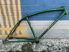 1967 SCHWINN STINGRAY FIVE SPEED FASTBACK FRAME VINTAGE RARE GREEN