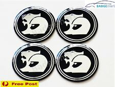 Wheel Centre Cap Stickers 4pcs Fit HSV Holden Commodore VT VX VY VZ VE VF R8
