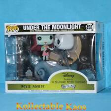 The Nightmare Before Christmas - Jack & Sally on the Hill Movie Moments Pop #458