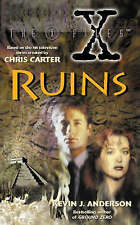 X-files : Ruins by Kevin J. Anderson (Paperback, 1997)