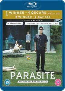 Parasite Blu-ray (2019)