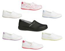 Oxypas Medilogic Suzy, Slip-on, Anti-slip, Anti-static, Washable Nursing Shoe.