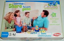 Playskool - Noodleboro : Learning to Share Fun Park Game for Ages: 4+