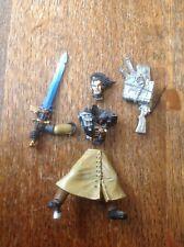 Warhammer. inquisidor alianza incompleta. Metal.
