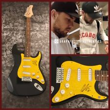 GFA One Direction Star * LIAM PAYNE * Signed Electric Guitar PROOF COA