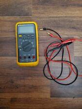 Fluke 87 V Industrial True Rms Digital Multimeter With Probe Master Leads