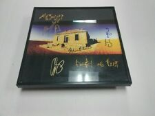 MIDNIGHT OIL Band SIGNED + Framed Diesel and Dust Vinyl Record Album