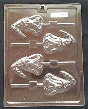 Wizard Lollipop Harry Potter Magic Chocolate Plastic Candy Soap Mold LOP K-124