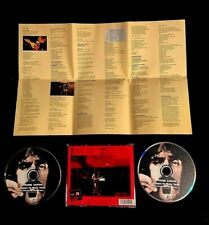 1995 FRANK ZAPPA NOT YOUR PARENT'S IN NEW YORK 2 CD SET PUNKY'S WHIPS SOFA HOE