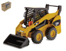 1/32th Diecast Masters 85167 Caterpillar Cat 272C Skid Steer Loader With Work To