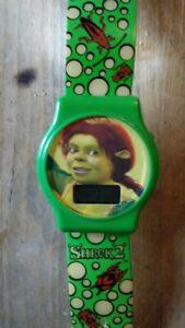 Shrek 2 Fiona - Digital Watch -Needs Battery
