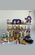 100% Complete Lego Friends Grand Hotel 41101 with instructions