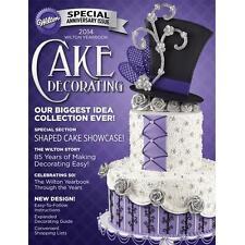 2014 NEW Wilton Yearbook Cake Decorating IDEA 1701-2071