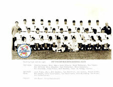 1967 TOLEDO OHIO MUD HENS 8X10 TEAM PHOTO  BASEBALL USA