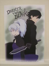 DARKER THAN BLACK TENSAI OKAMURA ULTRA RARE EUROPEAN PRINT EXCLUSIVE /100