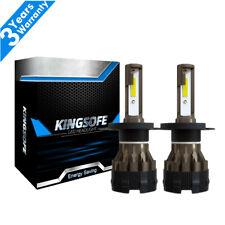 CREE COB H4 9003 225000LM 1500W LED Headlight Kit Hi/Lo Beam Bulbs 6000K White P