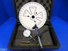 "Proform 66787 Universal Cam Camshaft Degree Wheel Kit 9"" with Dial Indicator"