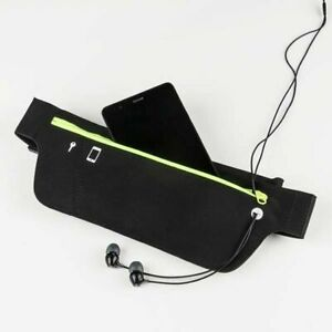 XQ Max Running and Visibility Gear -Smartphone Belt, Reflective Band, LED Lights