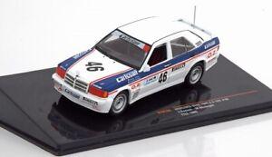 IXOGTM126 - Car Race Of Gp Etcc Of 1986 Mercedes 190E 2.3-16 V N°46 Équ