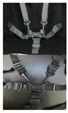 5 Point Clip Buckle Safety Harness Straps Part for ERGOBABY Infant Strollers Boy