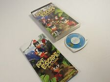 Ape Escape: On the Loose (PlayStation Portable, 2005) PSP NEW BLACK LABEL