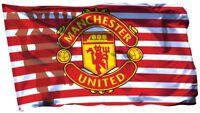 Manchester United Flag Banner 3 x 5 ft England Premier Football Soccer Reds
