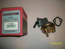 NOS BWD Blackstone 41386 Fuel Pump for Some Chevrolet 173 200 229 V6 1980 - 1984