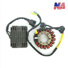 New Magneto Stator+Voltage Regulator Rectifier for 99-07 Suzuki Hayabusa GSX1300
