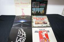 6 LPs, Original Sound Tracks, All That Jazz, Funny Girl, How the West Was Won,