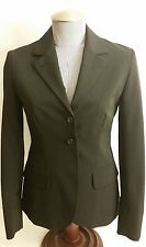 Authentic PRADA Classic Black Blazer. Professional 2 Button Jacket  40 EUR 10 US