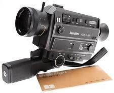 BEAULIEU 1028 XL60 film movie camera Optivaron 1.2/68-44mm fast Macro zoom lens