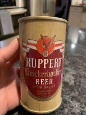 New listing Ruppert Knickerbocker beer can