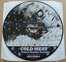 VAGINA DENTATA ORGAN Cold Meat picLP Family–edition of 12p WSNS | SPK Coil Art
