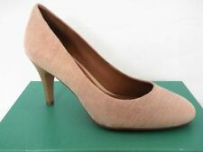 Stiletto 100% Leather Casual Textured Heels for Women