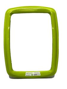 So Phresh Lime Green Large Open Cat Litter Box Rim