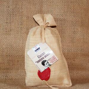 Trinkschokolade Kakao, dickflüssig, nach Oma's Art im Beutel